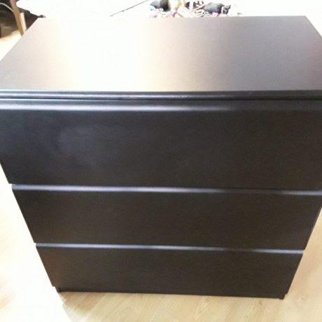 CK10009 Ikea Chest Of Drawers.80cm Wide,46cm Deep,82cm High.55.00 euros.