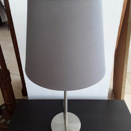 CK09003N Chrome Plated Stemmed Table Lamp 55cm High 10 euros