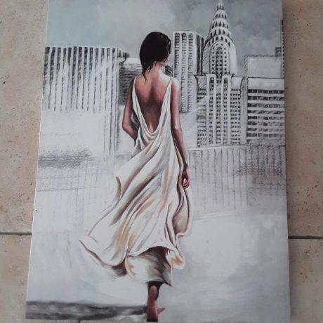 CK14062N Canvas Print 34cm x 46cm 5 euros